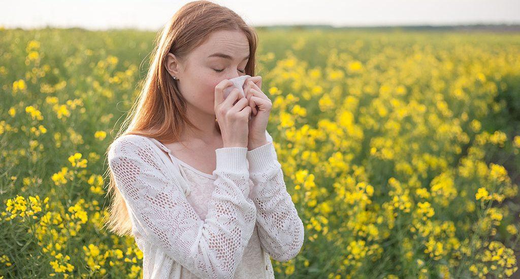Comment réduire les risques d'allergie en évitant de s'exposer aux pollens ?