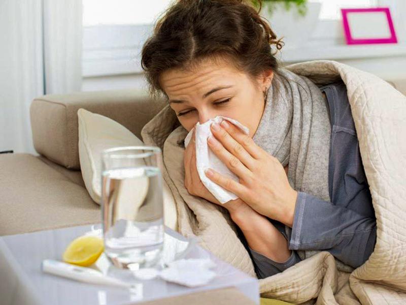 Des soins simples pour faire face au rhume