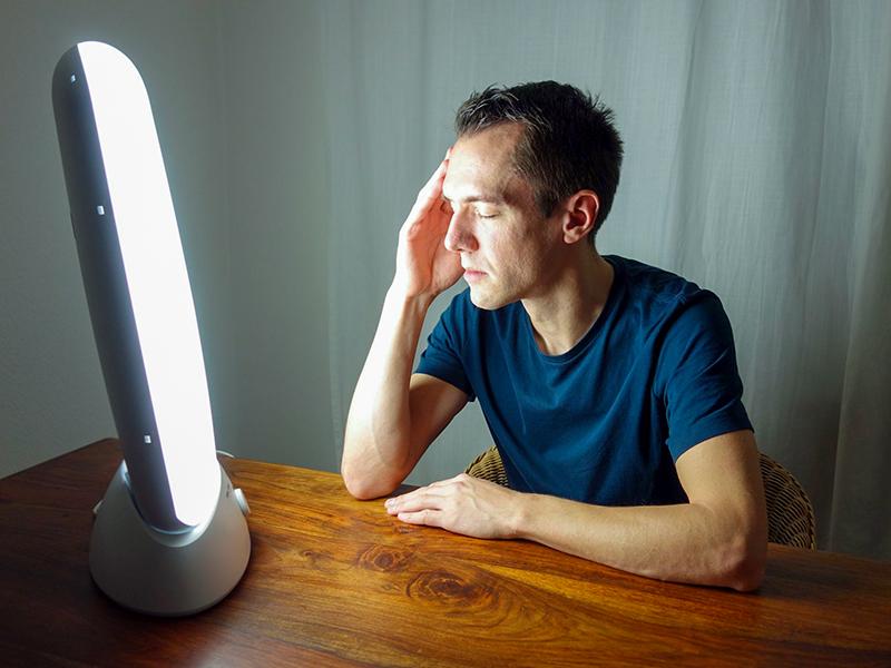 Ce que la luminothérapie pourrait vous apporter